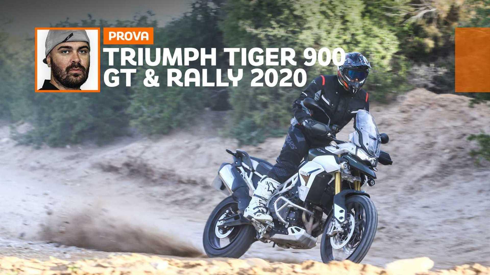 Triumph Tiger 900 Rally Pro e GT Pro – TEST