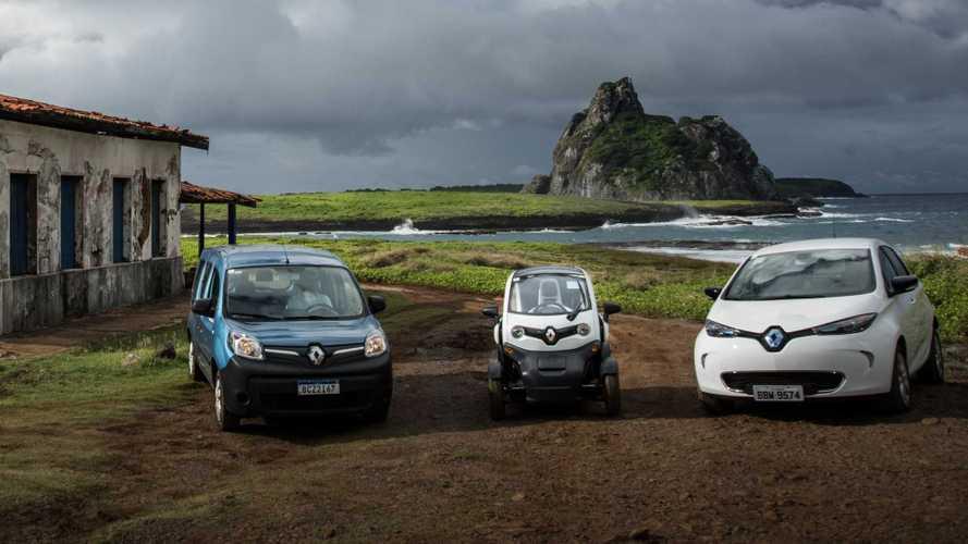 Fernando de Noronha prorroga prazo para carros elétricos