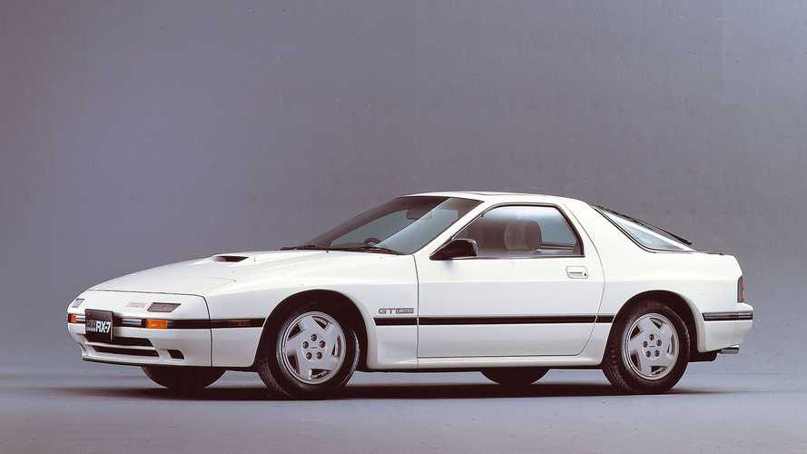Mazda RX-7 2. Generation