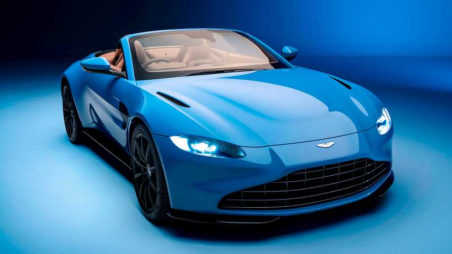 Aston Martin Vantage Roadster - 510 ch et beaucoup de style !