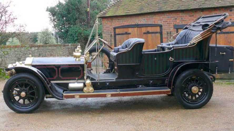 Classifieds Hero: 1909 Rolls-Royce Silver Ghost Tourer