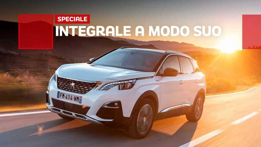 Peugeot 3008 Hybrid 4, come va e come è fatto il SUV ibrido plug-in
