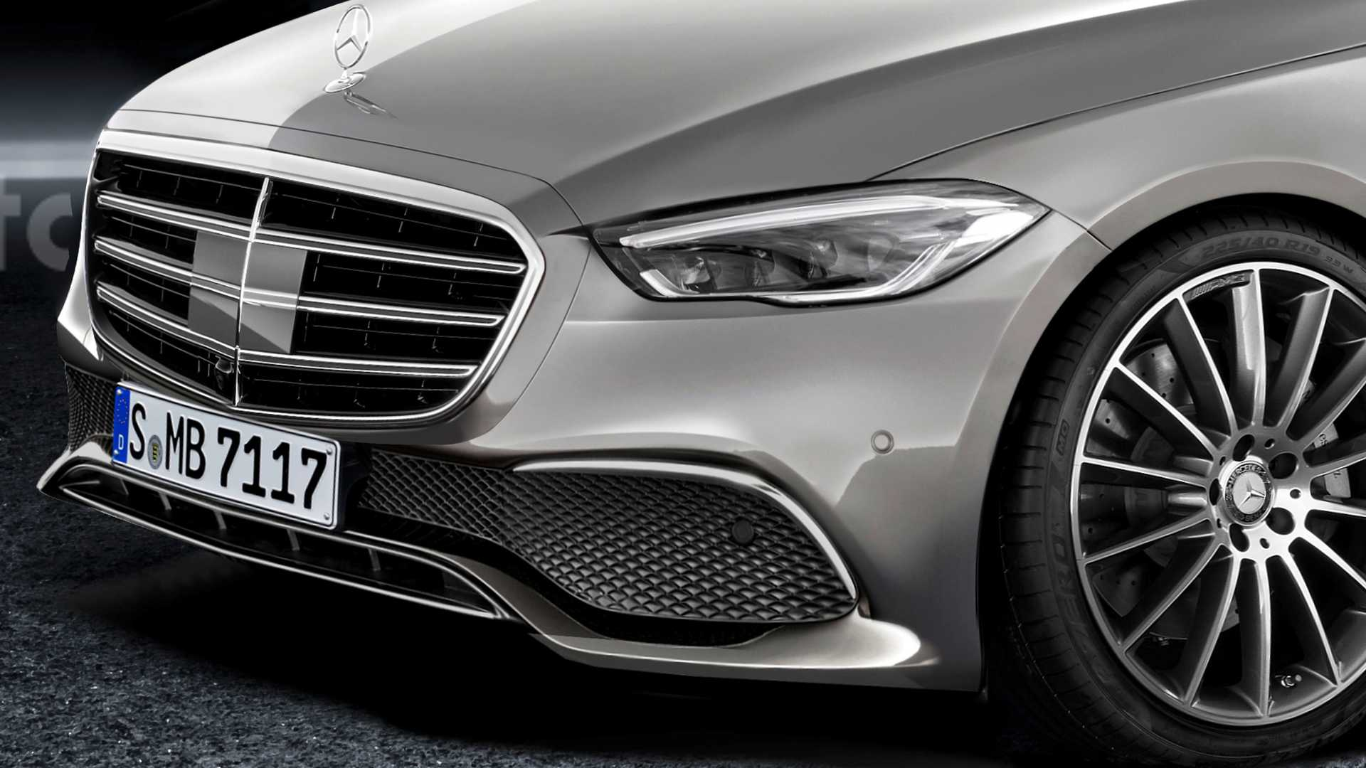 2021 Mercedes S-Class Looks Sleek And Stylish In Exclusive ...