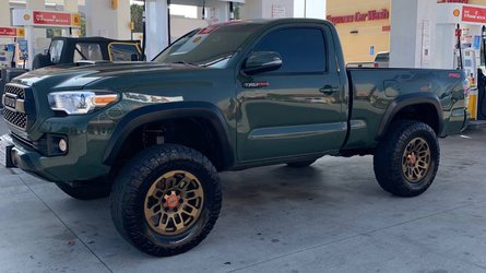 2009 Toyota Tacoma With 2018 Makeover Can Be Yours