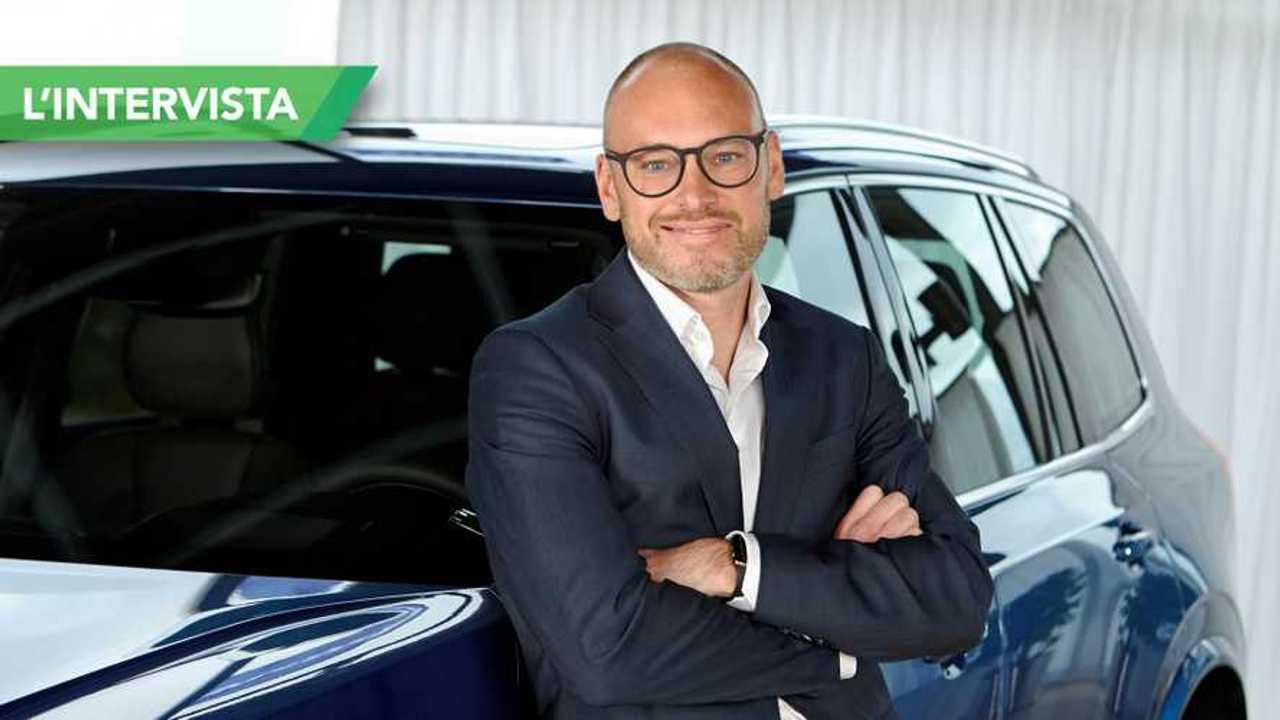 Intervista Volvo Bjorn Annwall
