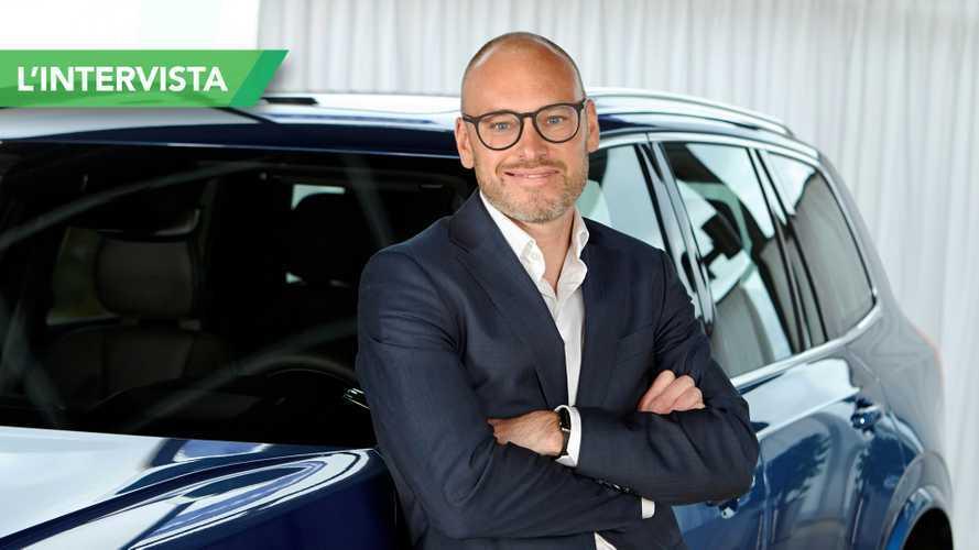 Tutto sulla strategia elettrica di Volvo