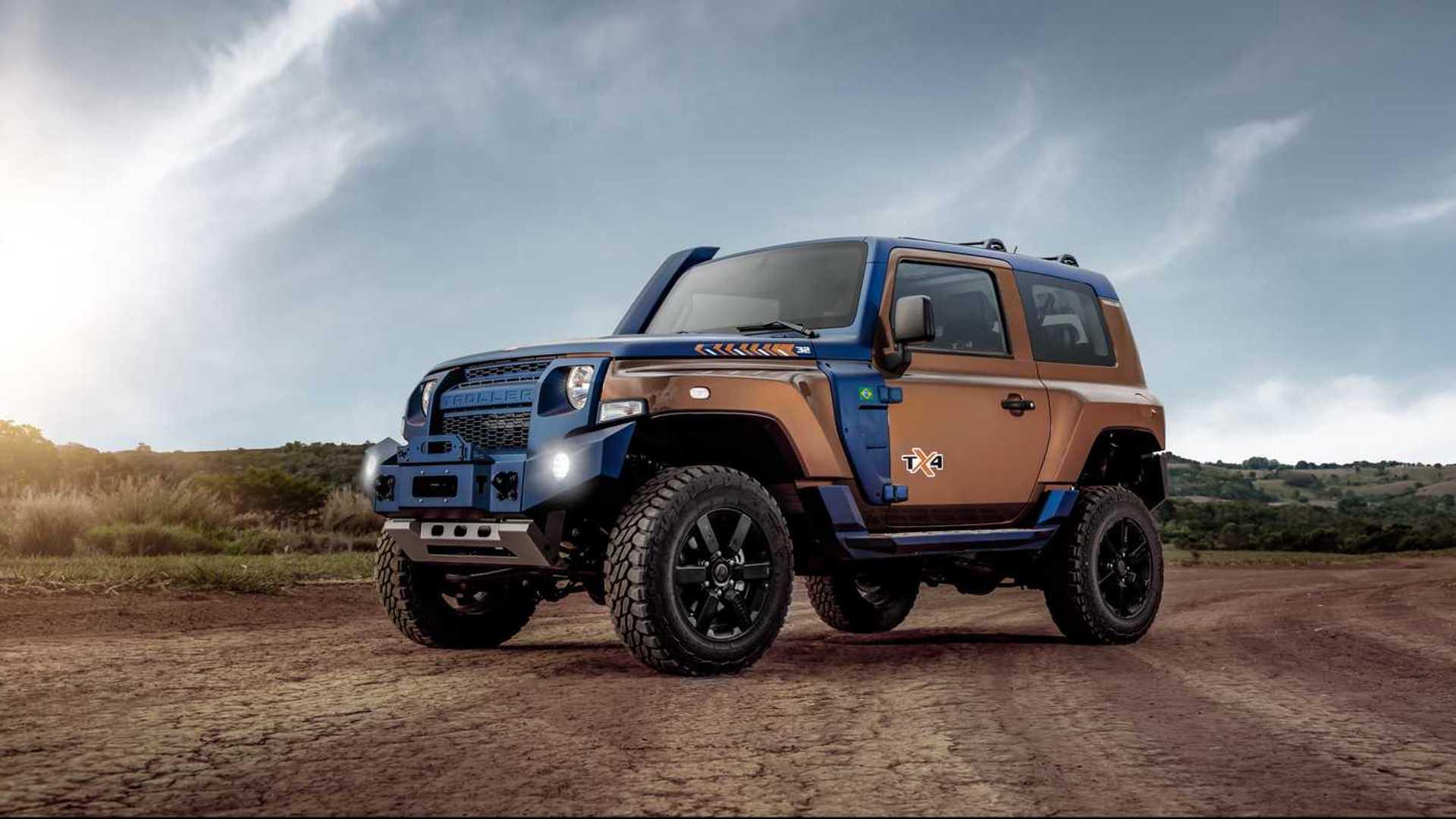 El Ford Troller, mitad Bronco, mitad Jeep Wrangler, dejará de existir