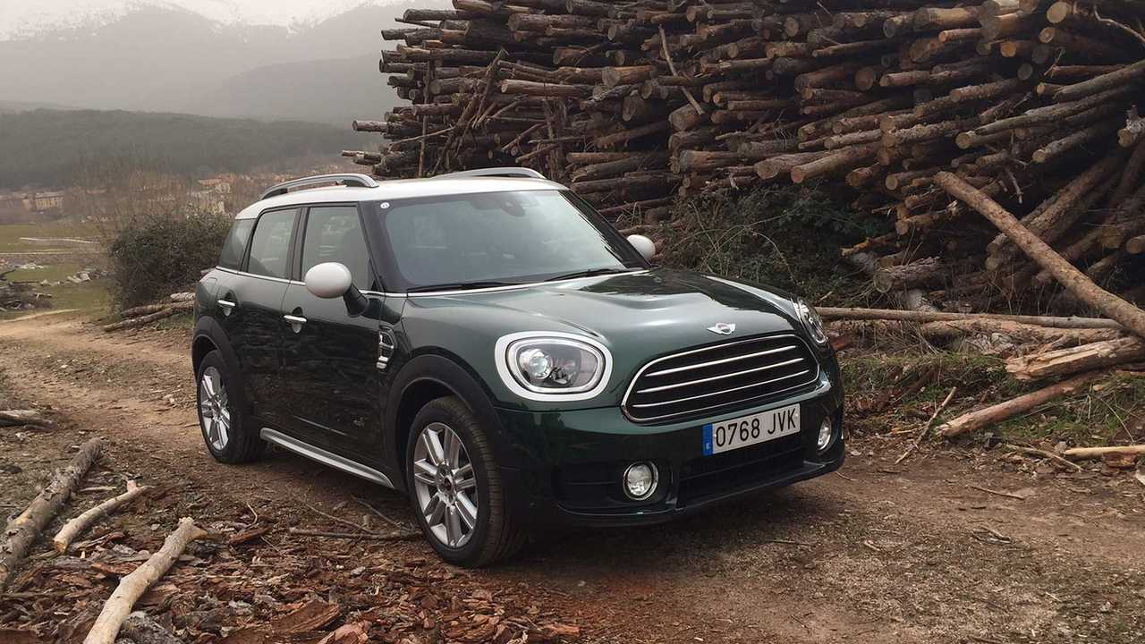 7. MINI One D Countryman