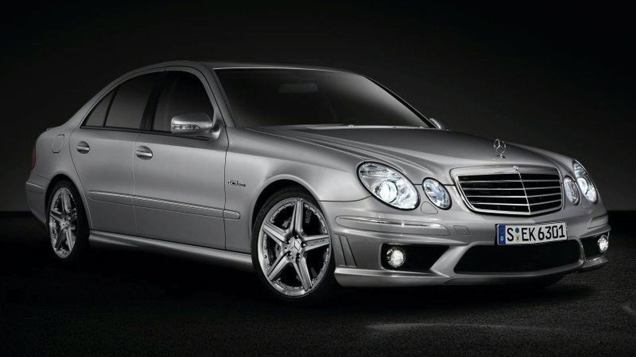 Mercedes E 63 AMG Special AMG Performance Package