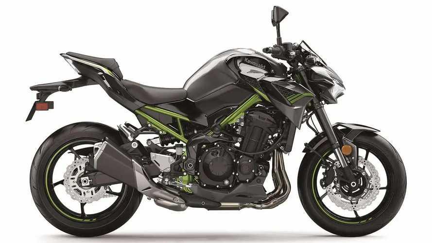 2020 Kawasaki Z900 ABS - Beauty shots