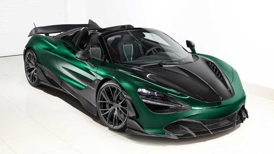 TopCar Design McLaren 720S Spider Fury: Wilder Auftritt