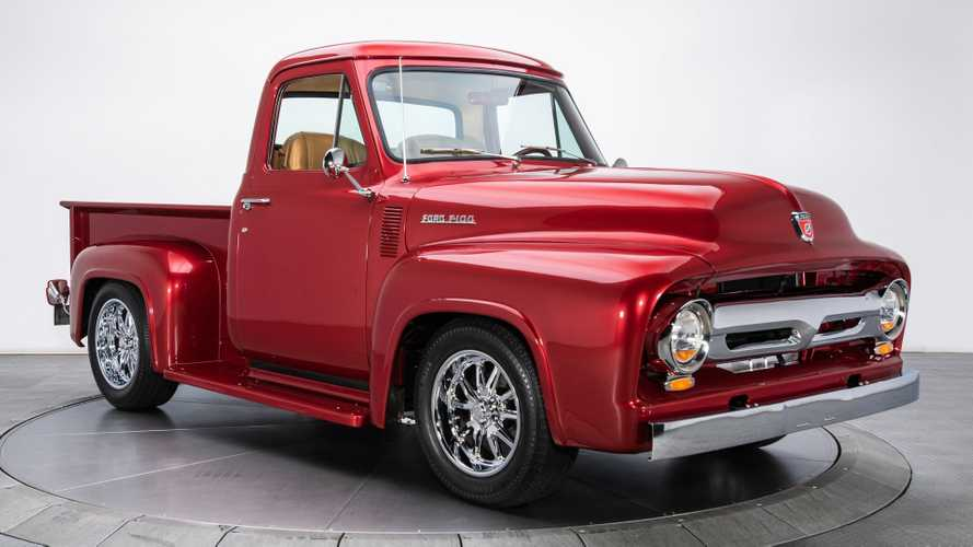 Own An Award-Winning 1953 Ford F-100