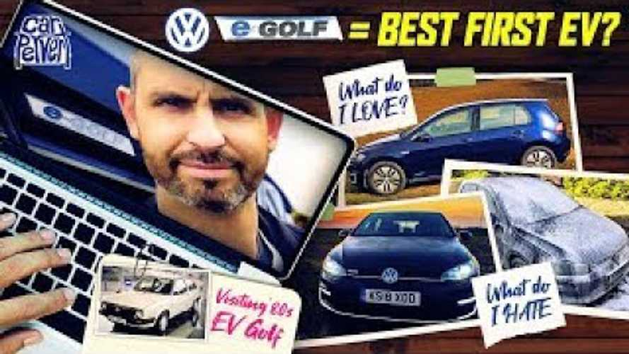 Jonny Smith Shares Thoughts On VW e-Golf EV After 20,000 Miles