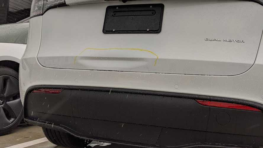 Does The Tesla Model Y Rear Bumper Comply With FMVSS 581? Do Any Cars?