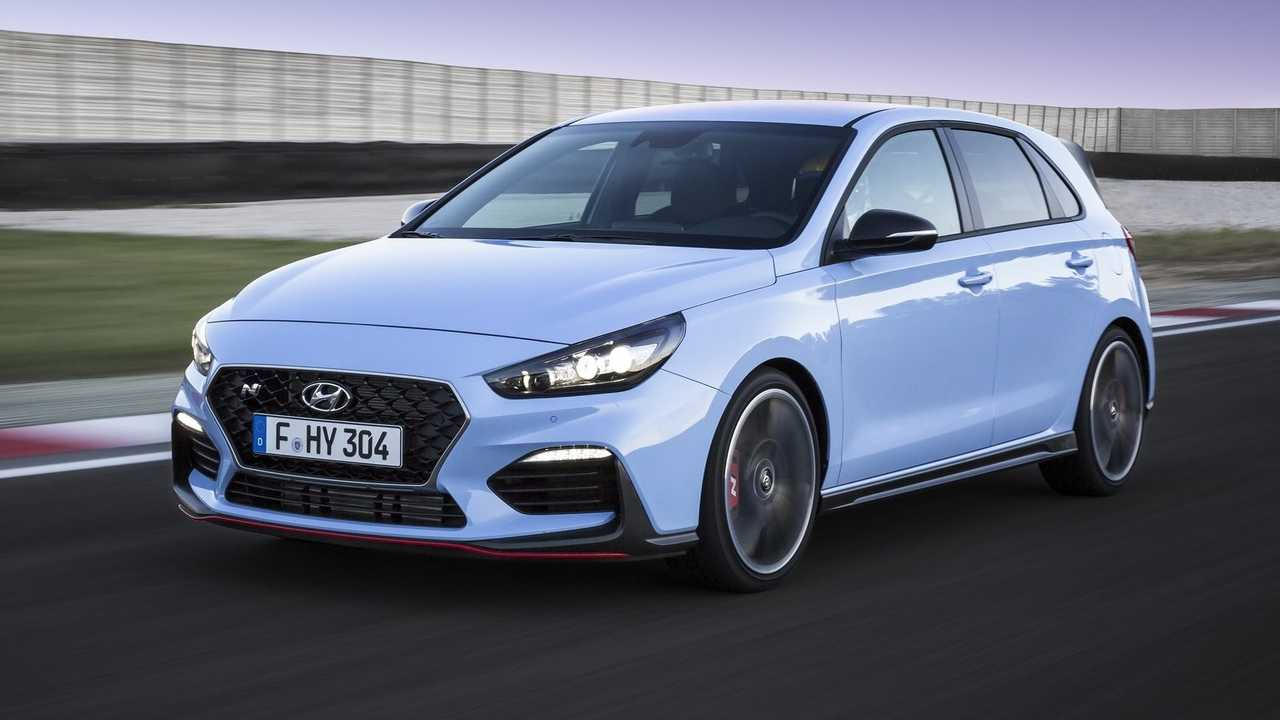 Hyundai i30 N - 44 %