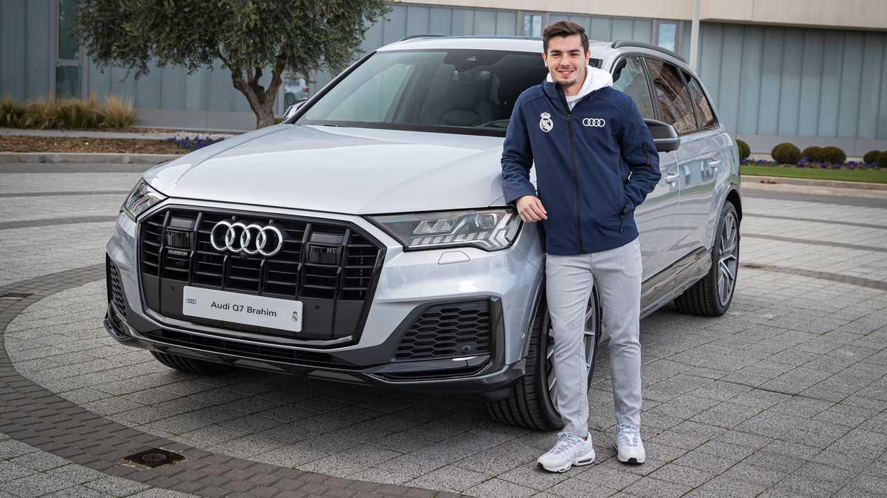 Brahim Diaz - Audi Q7