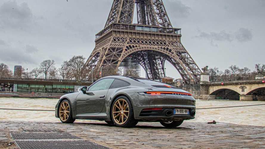 Porsche souffre d'une légère baisse des ventes en ce début 2020