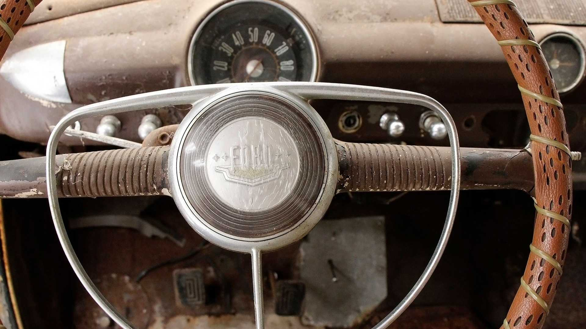 """[""""Show Some Love To This 1950 Ford Custom Barn Find Project""""]"""