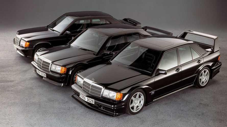 L'histoire de la Mercedes 190 E 2.5-16 Evolution II qui fête ses 30 ans