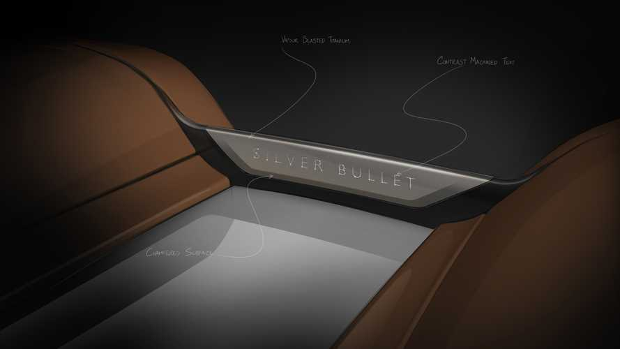 Rolls-Royce Dawn Silver Bullet Collection teasers