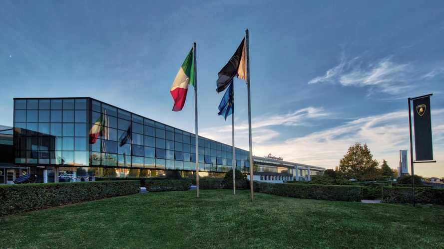 Coronavirus - Lamborghini ferme son usine jusqu'au 25 mars !
