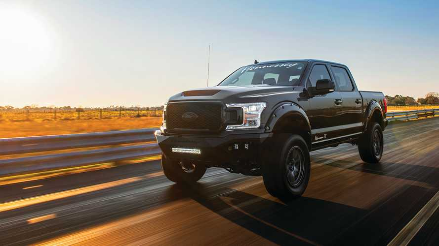 Hennessey Debuts Ford F-150 Venom With 775 Horsepower