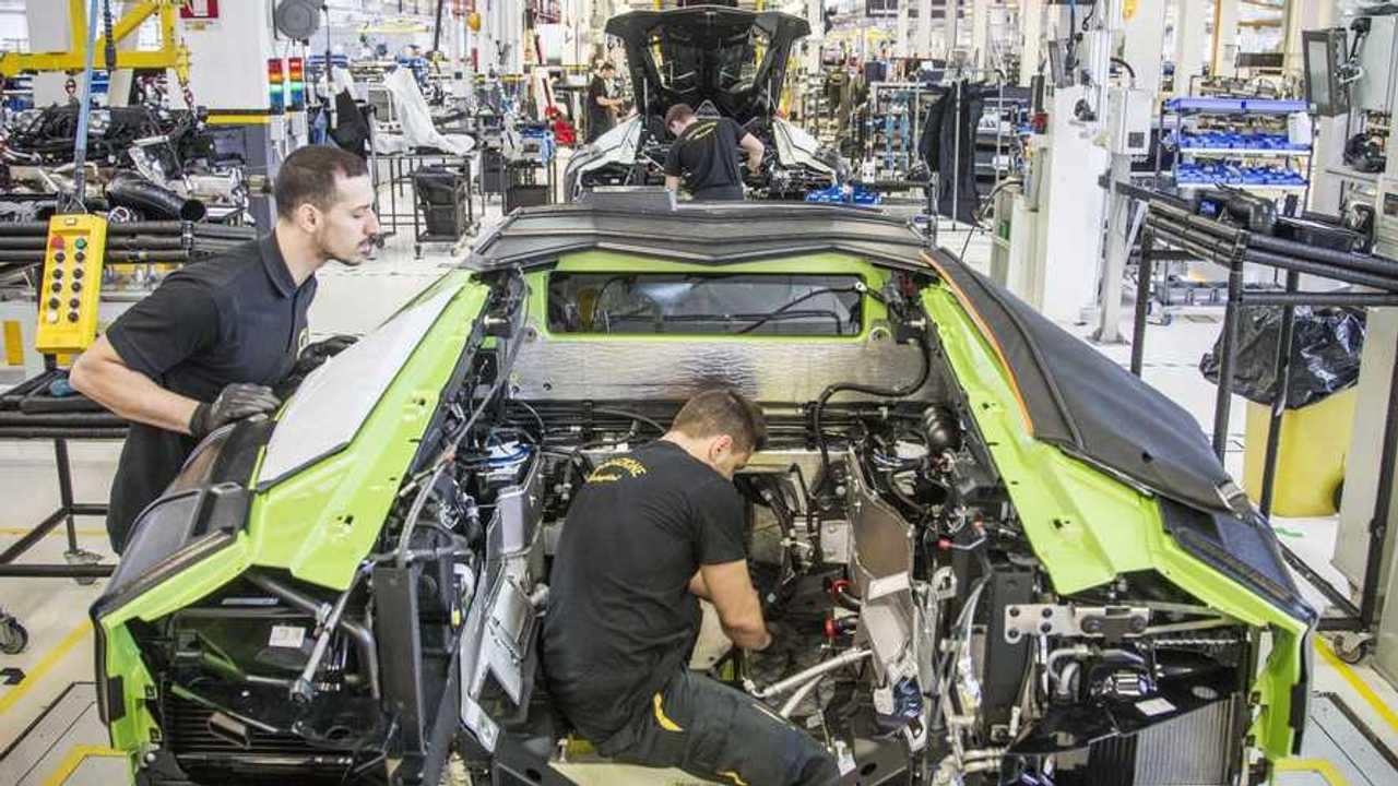 Copertina Come lavorare in Automobili Lamborghini