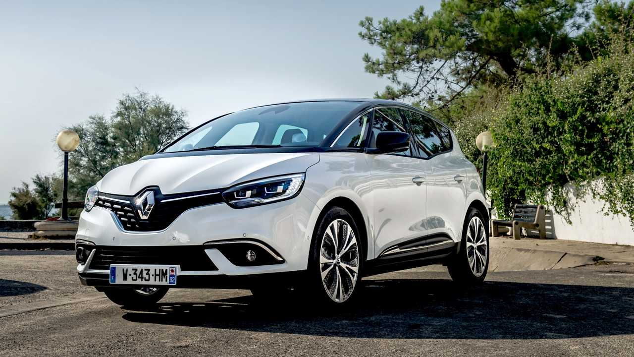 Renault Scénic Hybrid Assist - 2017