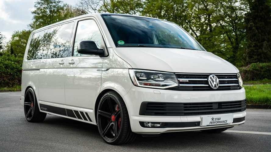 Volkswagen T6.1 Multivan by Star Performance