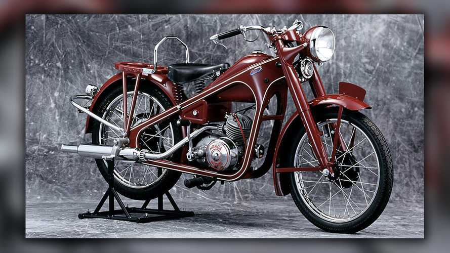 Honda Rolled Out Its 400 Millionth Motorcycle Since 1949
