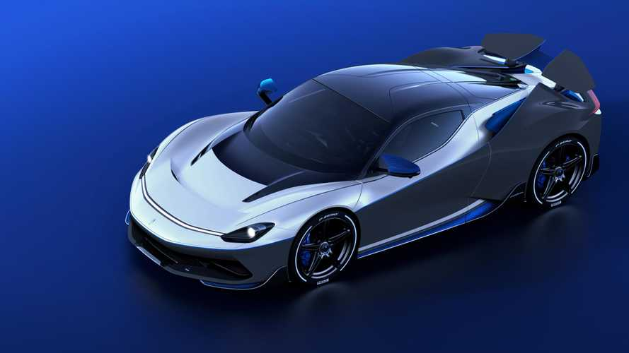 World Debut: Pininfarina Battista Anniversario