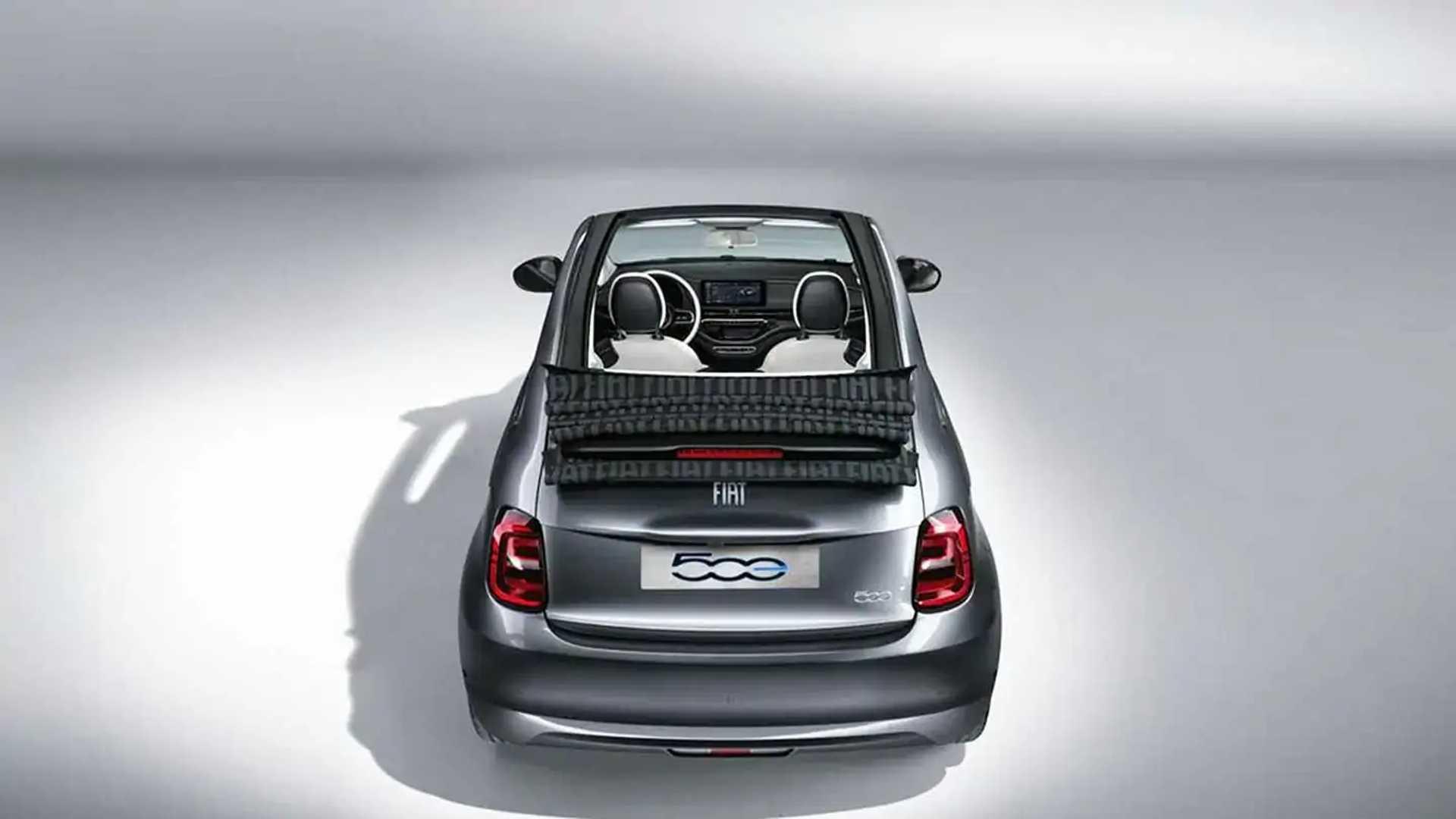Fiat 500e (2020) 10