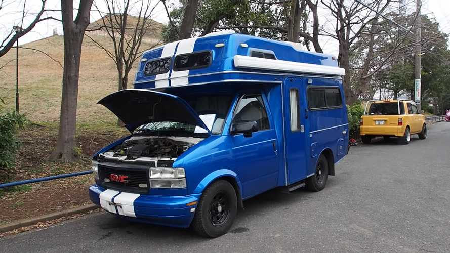 GMC Camper For Sale In Japan