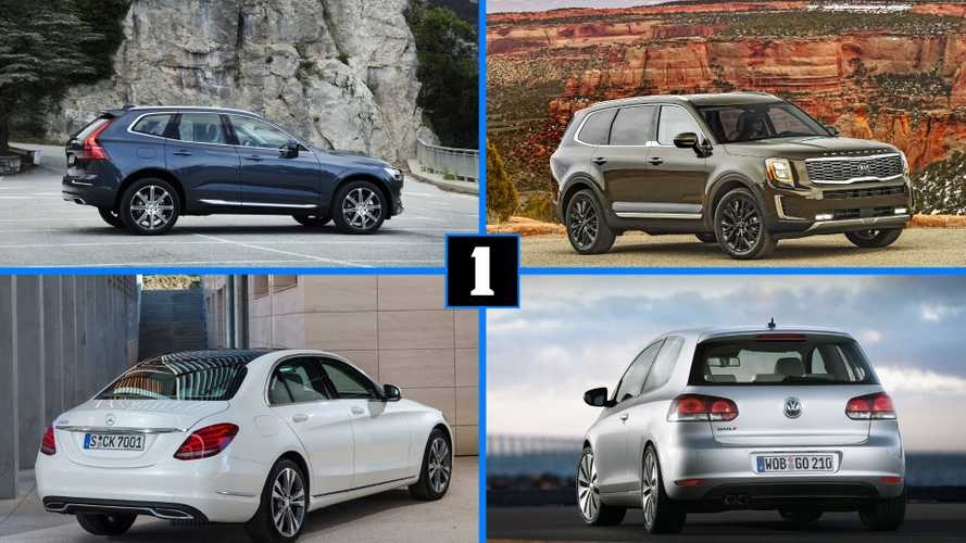 Dünyada Yılın Otomobili Seçilen Araçlar