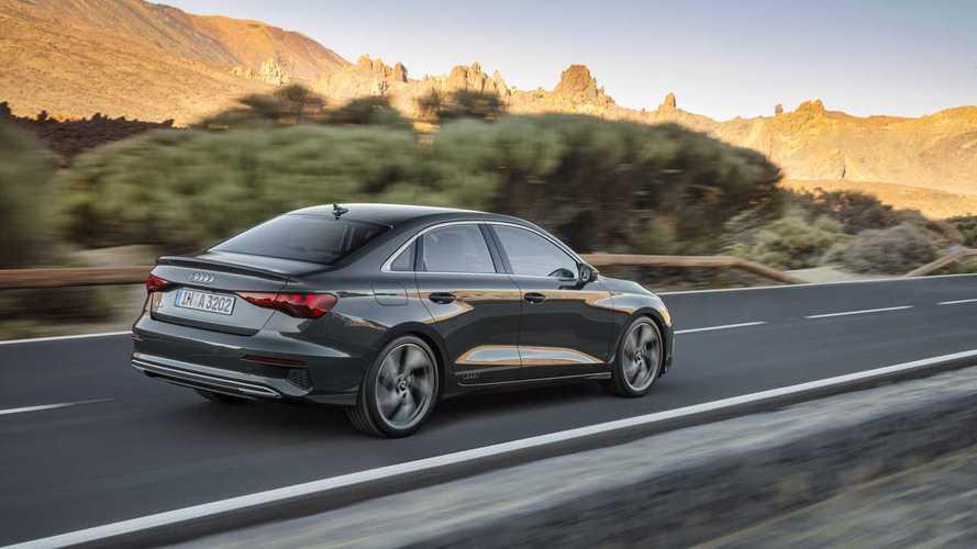 Nuova Audi A3 Sedan (2020)