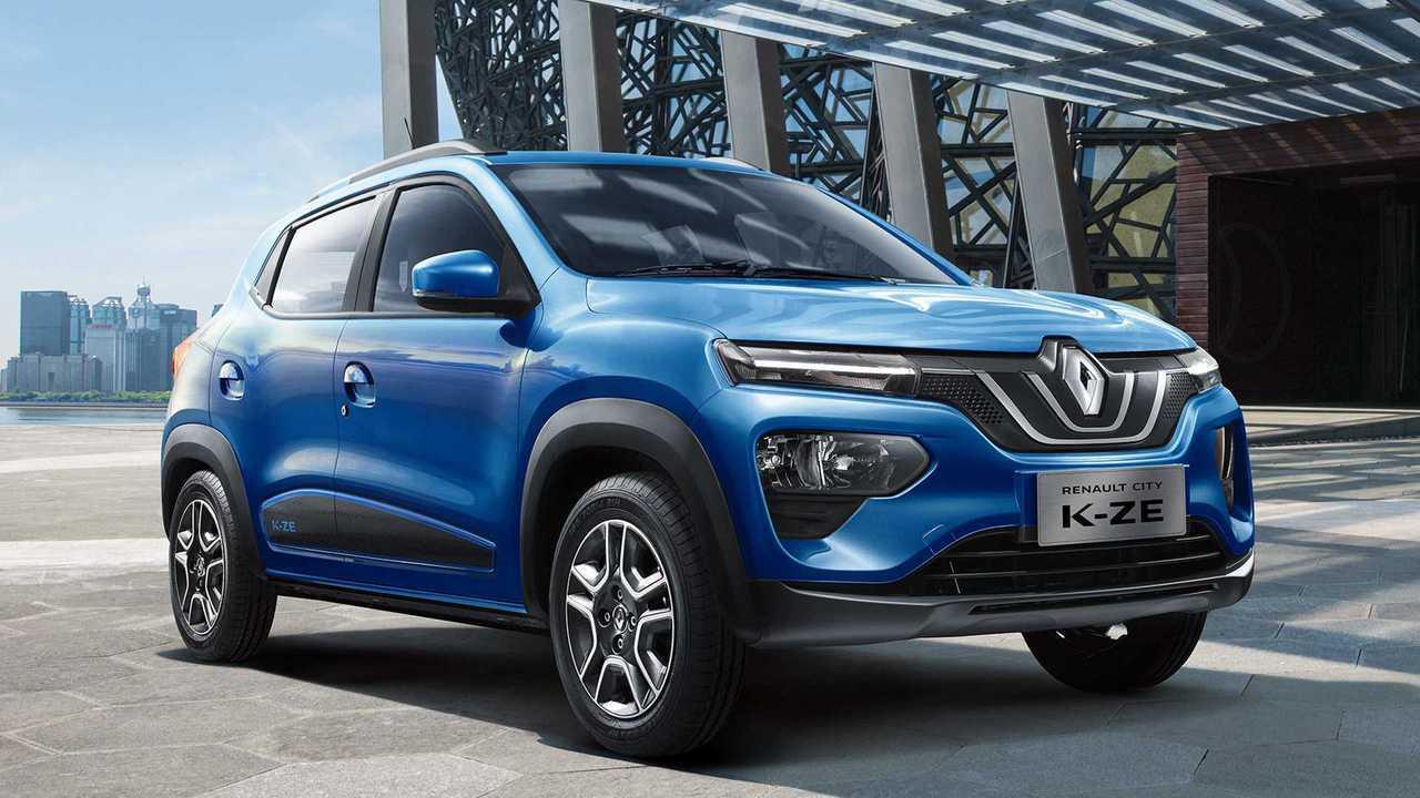 Renault K-ZE ou Dacia K-ZE