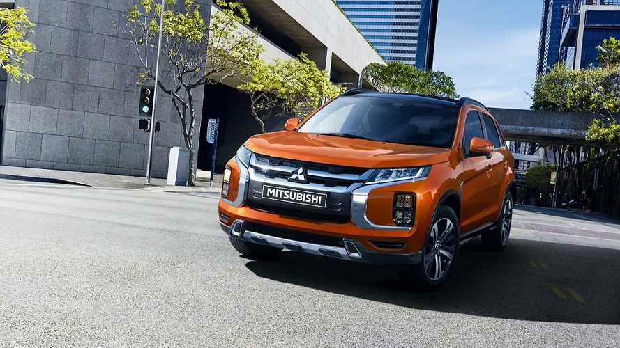 Дан старт российским продажам обновленного Mitsubishi ASX