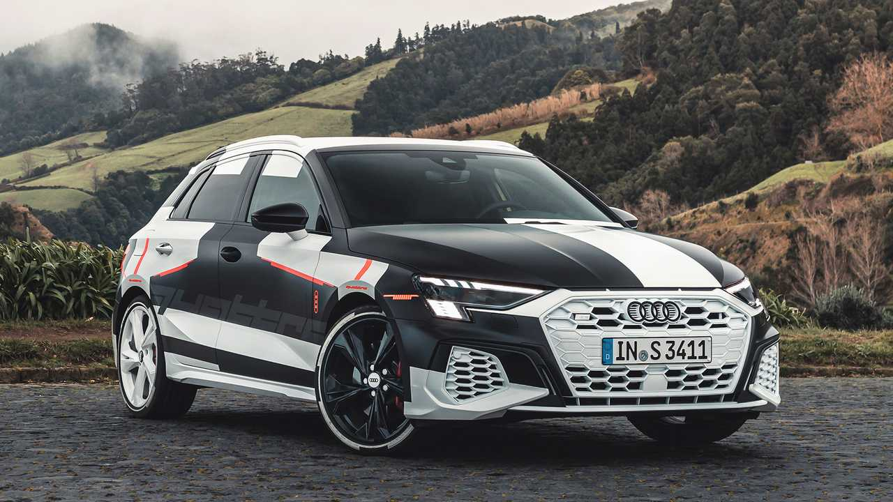 New Audi S3 Sportback Officially Previewed, Will Have 306 HP