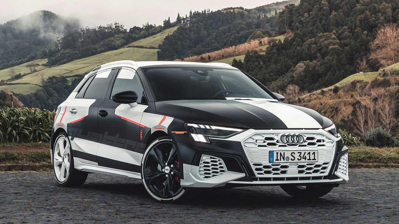 Audi S3 2020 Pre Drive