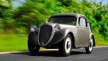 Skoda-Historie: Der Sagitta mit luftgekühltem Zweizylinder-Motor