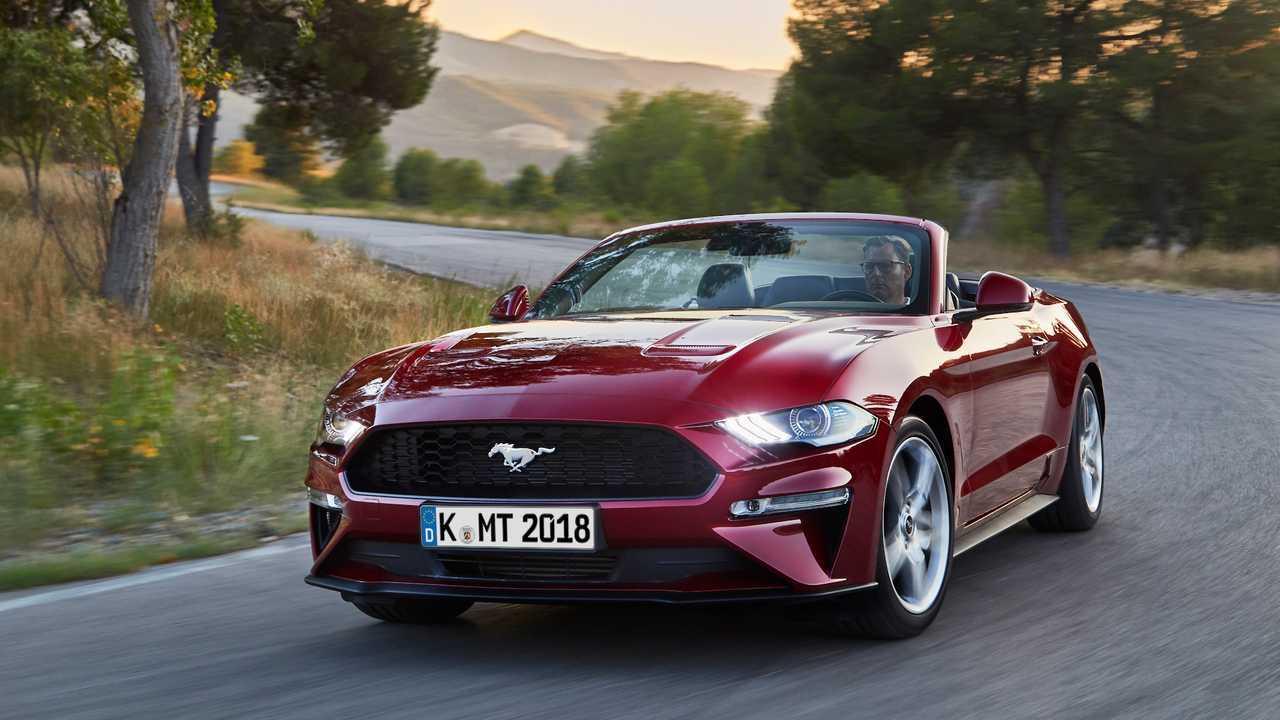 Ford Mustang: 2.3 Turbo 290 CV