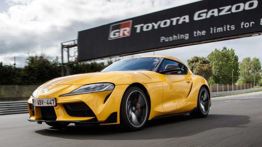 El Toyota GR Supra ofrecerá un cambio manual, según los rumores