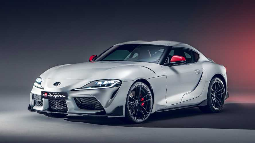Four-Cylinder Toyota Supra Coming To Europe
