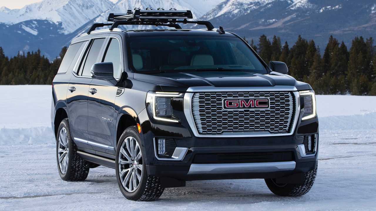 2021 gmc yukon price starts at 51995 could reach 87k