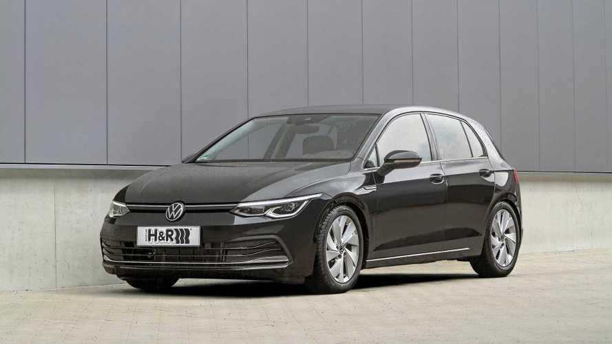 H&R-Sportfedern für den neuen VW Golf VIII
