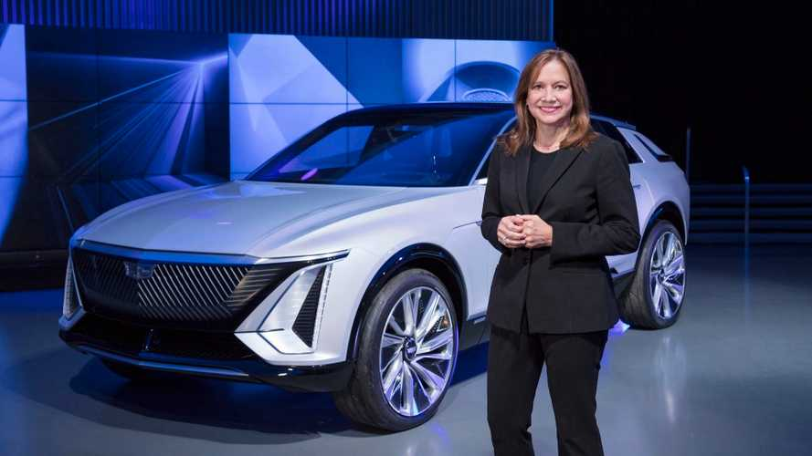 GM Will Further Promote Its EV Future At CES: More Potential Reveals?