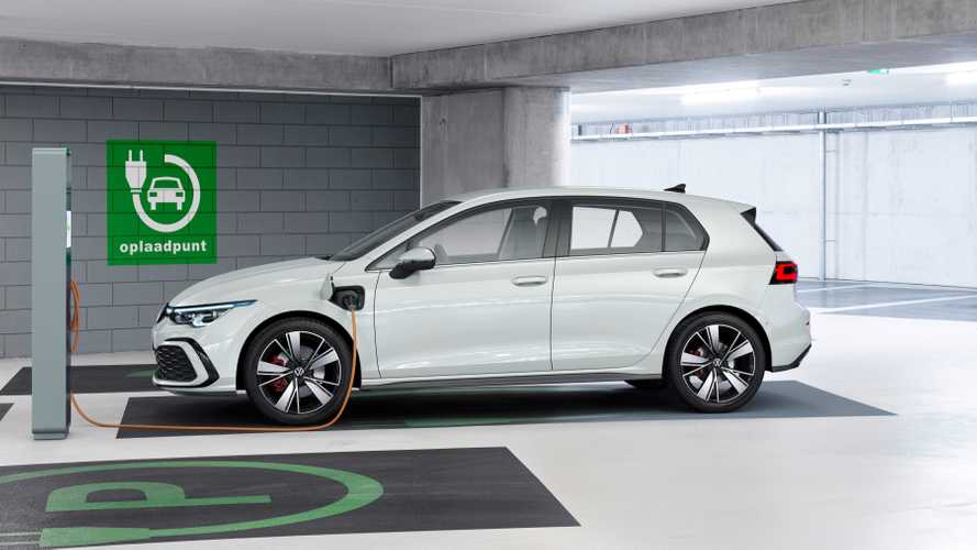 Volkswagen introduces two plug-in hybrid Golfs: eHybrid and new GTE
