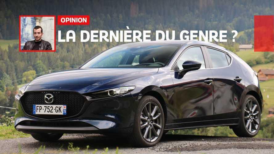 Pourquoi la Mazda3 est-elle la compacte la plus plaisante à conduire ?