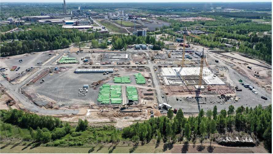 BASF начал строить завод аккумуляторов в сотрудничестве с «Норникелем»