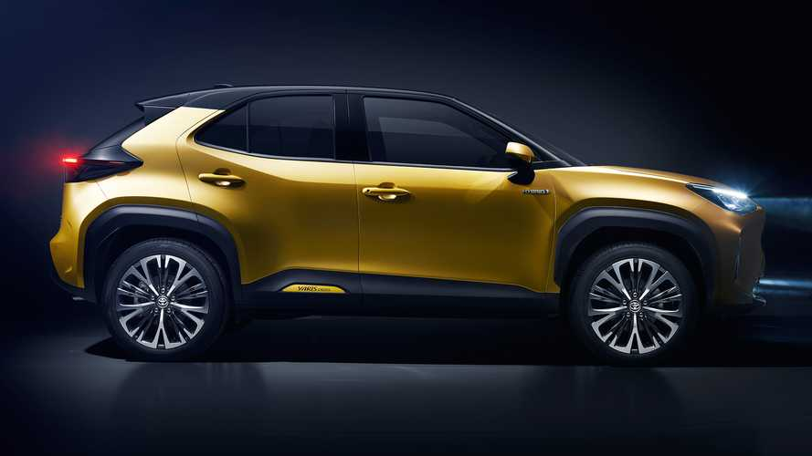 Lexus Rumored To Launch Tiny Crossover Based On Toyota Yaris Cross